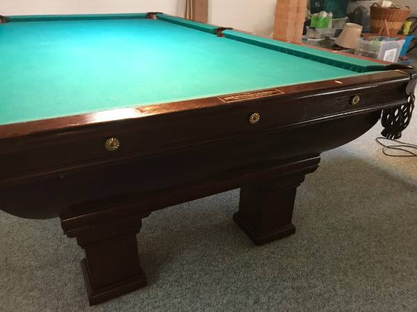 Pool Tables For Sale In Tennesee Sell A Pool Table Chattanooga - Brunswick manchester pool table