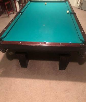 Olhausen Belmont 8ft Pool Table